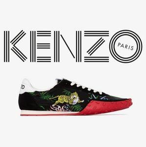Kenzo low top tiger sneaker NWOT